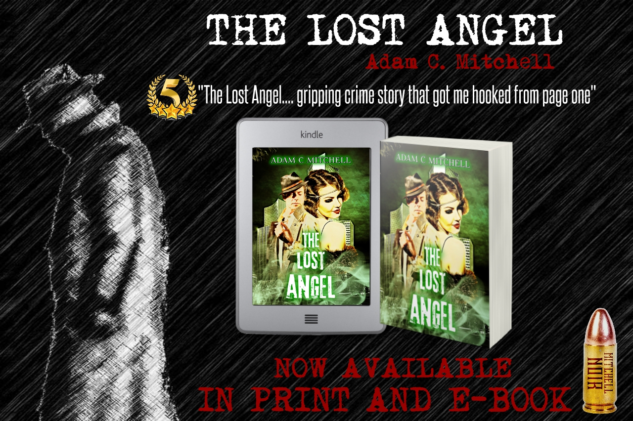 The Lost Angel Poster 1 (1)